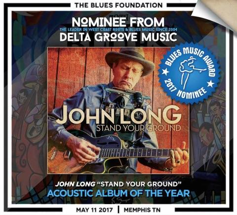 John Long, Delta Blues - Official Website